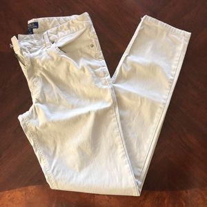 Boys Ralph Lauren Size 18 Tan Pants